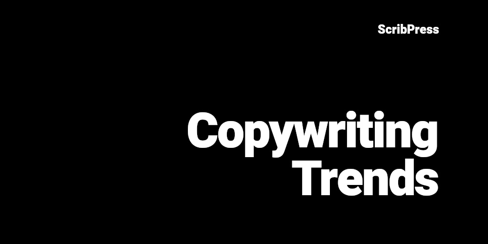 copywriting trends blog post banner