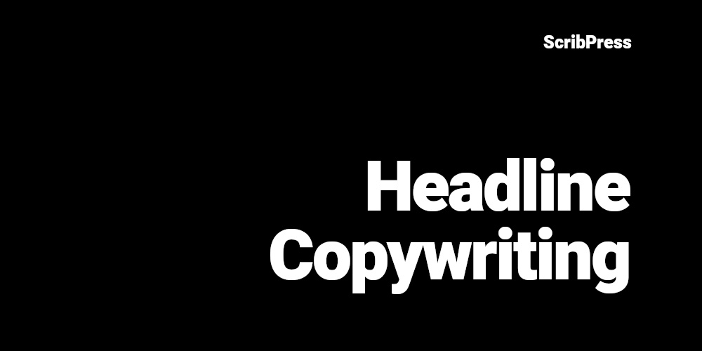headline copywriting blog post banner