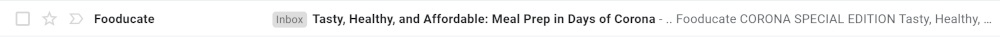 power words seen in email subject lines in copywriting