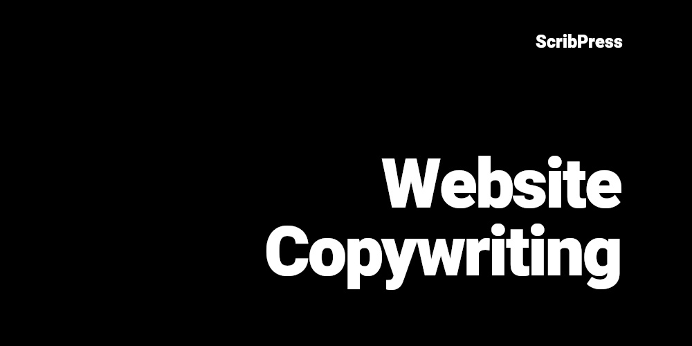 website copywriting blog post banner